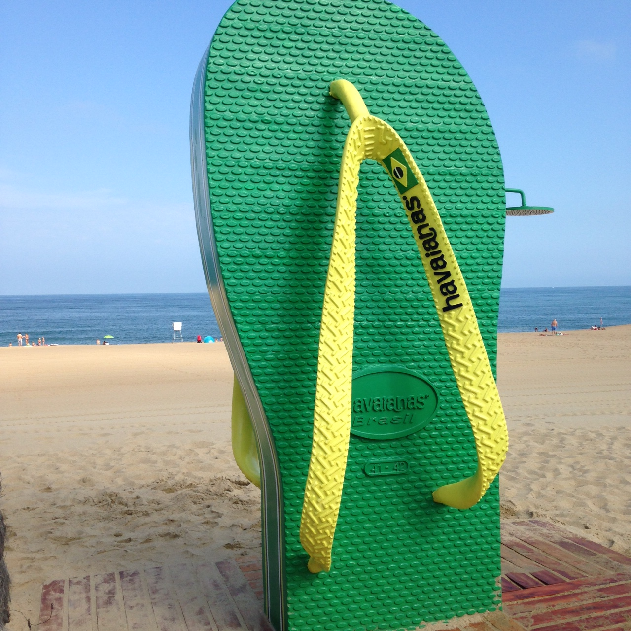 b4afb6685e202e ... flip flop shower clearance prices 8ff1c 59473  Havaianas Beach Showers  exquisite style 9a3aa 27ba3 ...