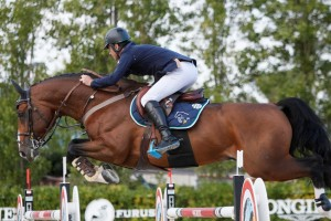 CSIO Barcelona 2015 - Denis Lynch a lomos de All Star